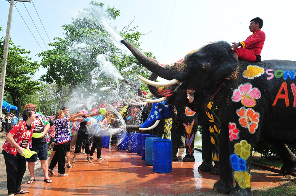 the songkran festival traditional new year s