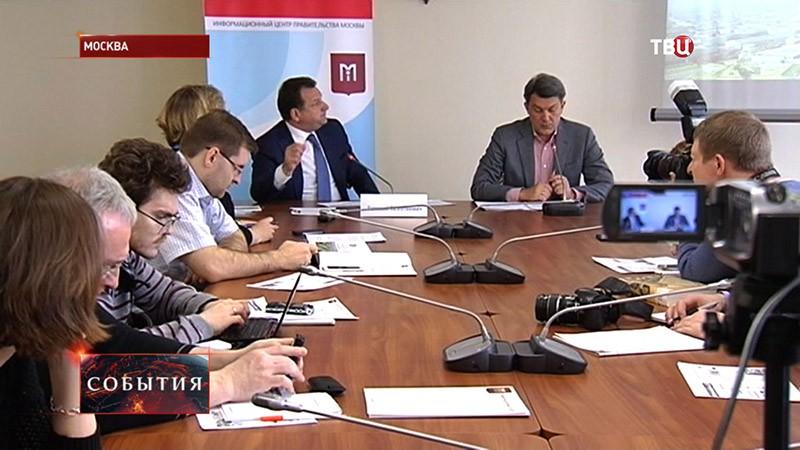 Заседание по конкурентной политики Геннадия Дёгтева