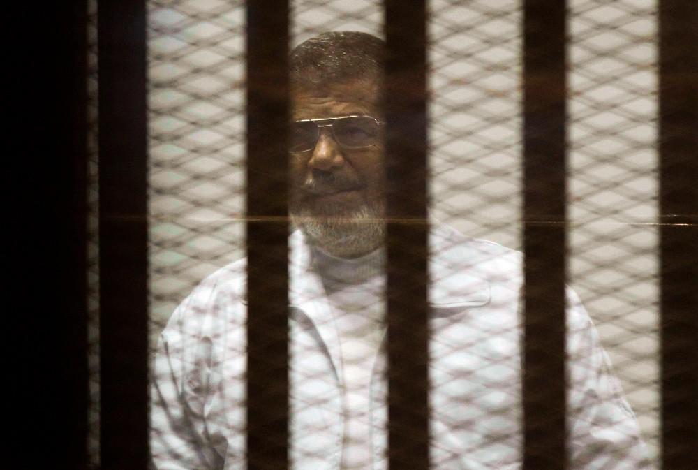 Экс-президент Египта Мухаммед Мурси