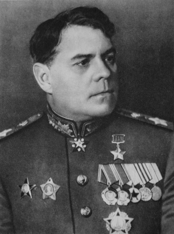 Маршал Александр Василевский