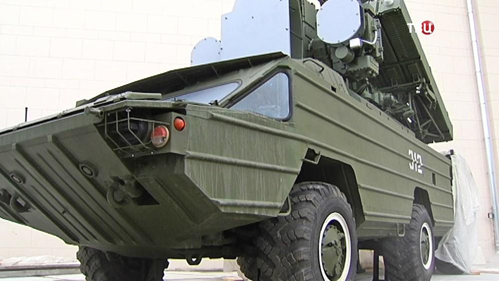Подготовка выставки военной техники на ВДНХ