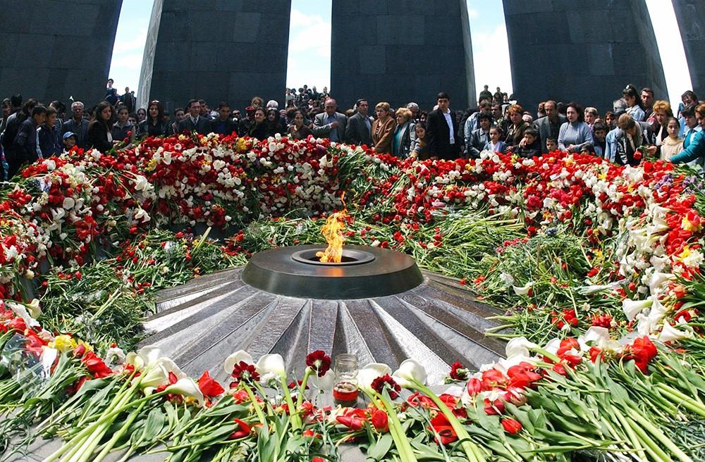 Мемориальный комплекс в память жертв геноцида армян