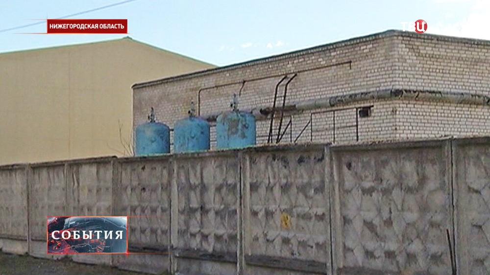 Фабрика в Нижегородской области
