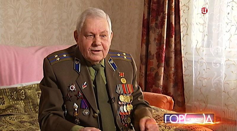 Ветеран ВОВ Александр Карпеко