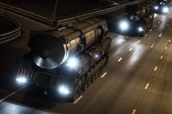 Перемещение военной техники