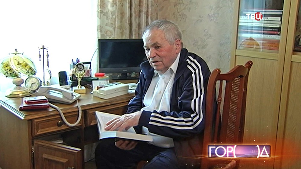 Медик-ветеран Великой Отечественной Николай Потекаев
