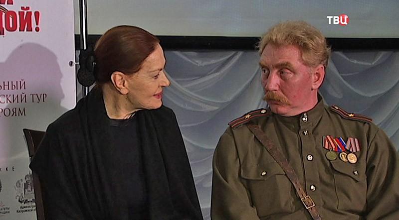 Народная артистка СССР Людмила Чурсина
