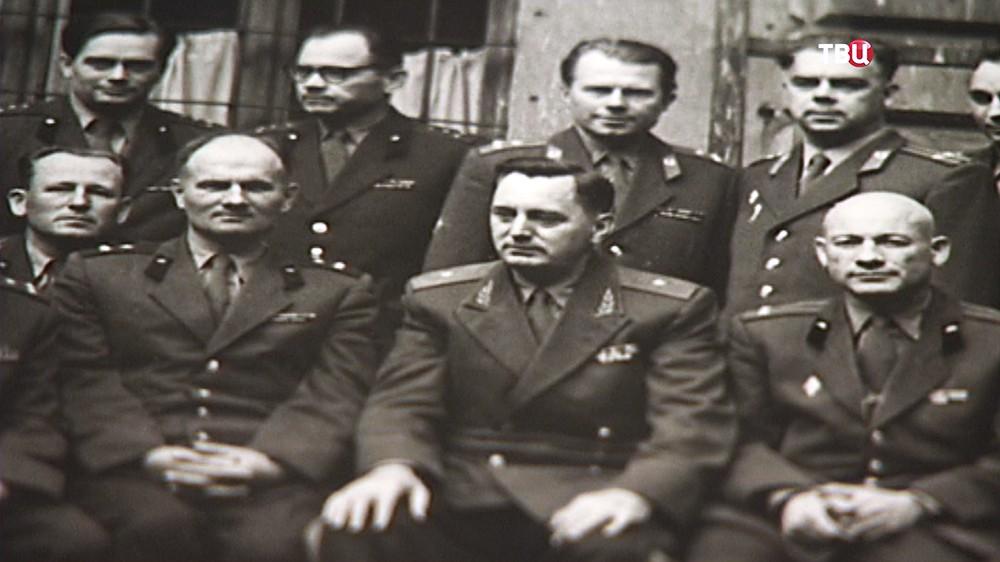 Фотография ветеранов войны