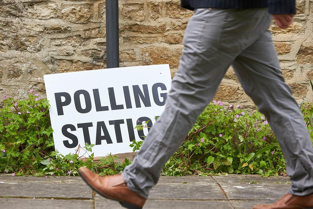 Выборы в Великобритании