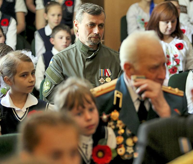 Украинские ветераны