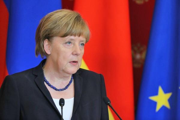 ВГермании семья мигрантов назвала дочь Ангелой Меркель