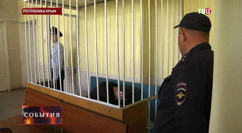 Заседание суда в Республике Крым