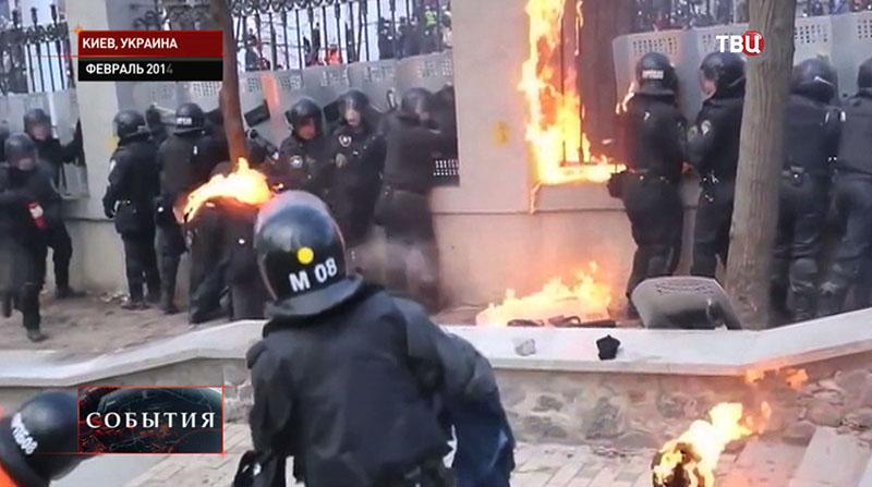 Беспорядкив Киеве