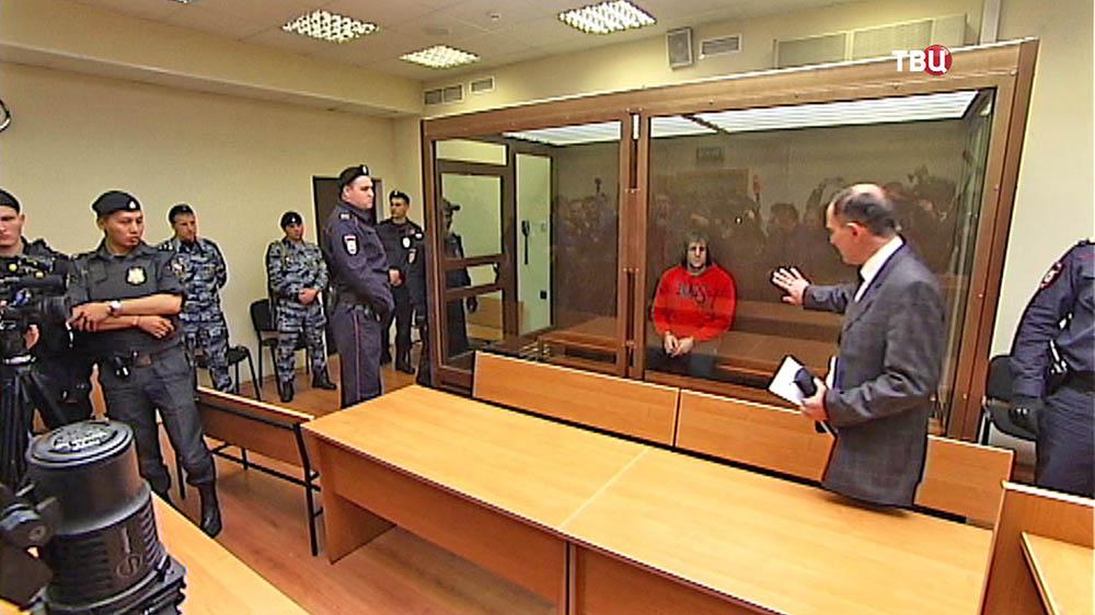 Суд над Александром Емельяненко