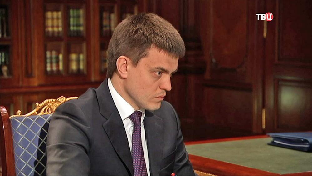 Глава Федерального агентства научных организаций Михаил Котюков