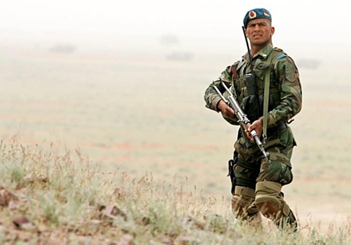 Военные учения стран ОДКБ