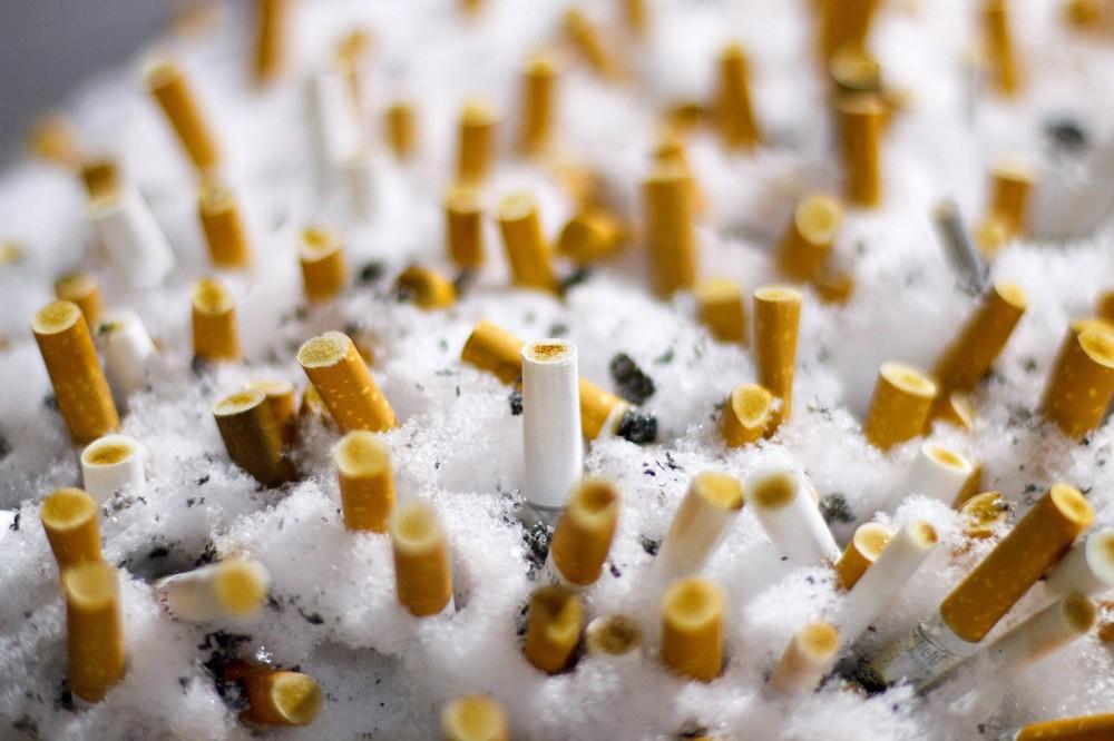 Борьба с табакокурением