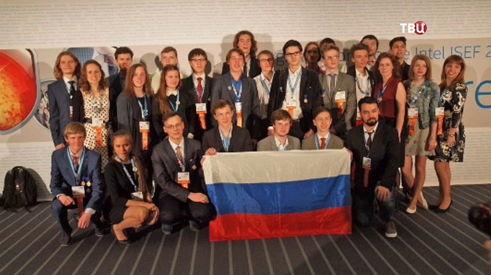 Российские участники международного конкурса Grand Award