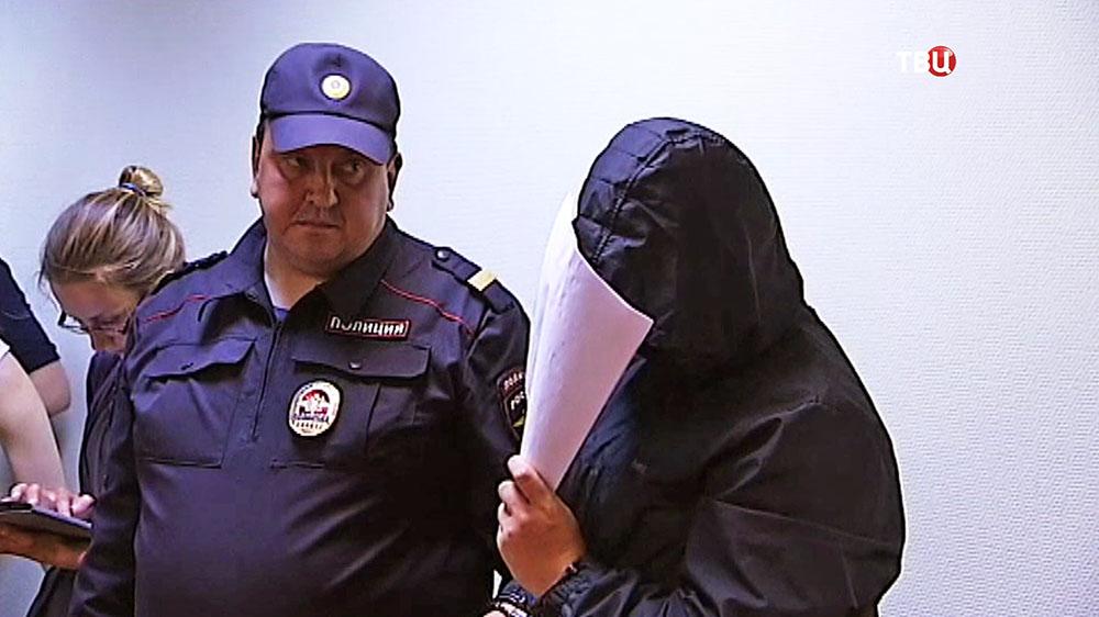 """Суд над бывшими сотрудниками СИЗО """"Матросская тишина"""""""