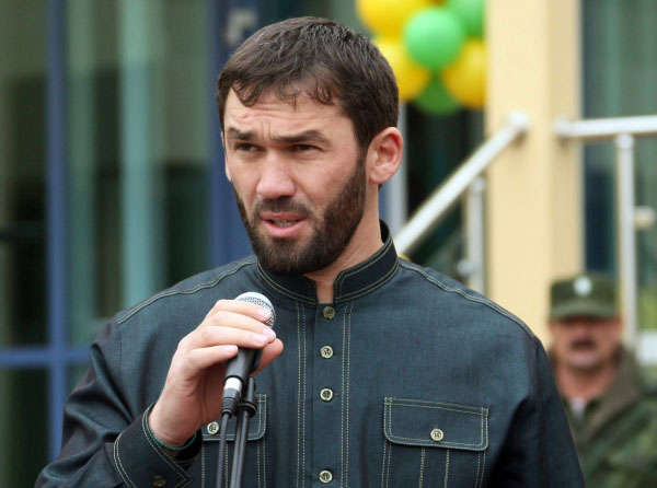Руководитель администрации главы и правительства Чеченской Республики Магомед Даудов