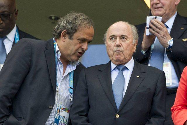 Картинки по запросу Президент ФИФА и УЕФА