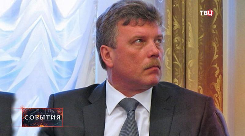 Заместитель губернатора ХМАО Виталий Ермошин