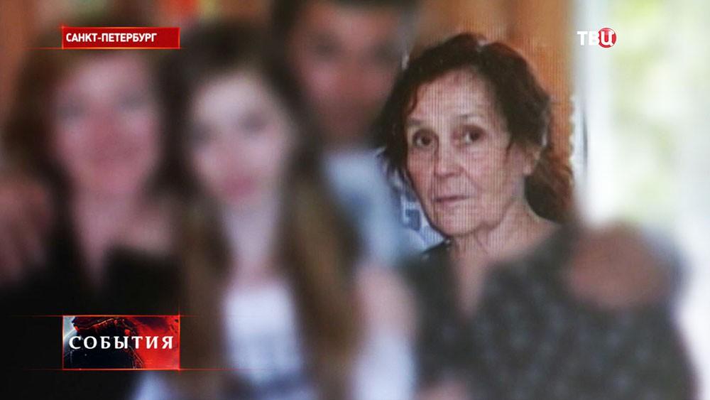 Блокадница Рауза Галимова