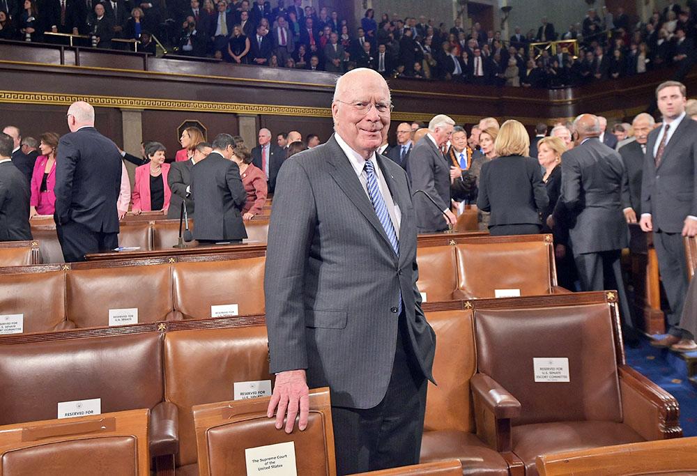Сенатор США Патрик Лихи
