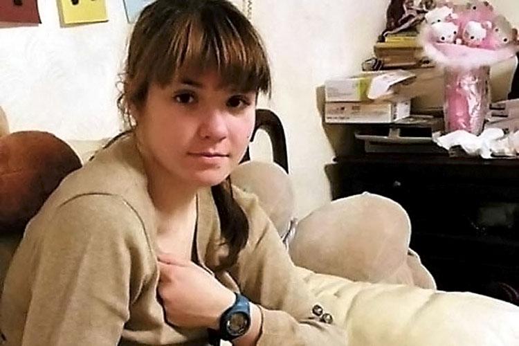 Пропавшая студентка МГУ Варвара Караулова