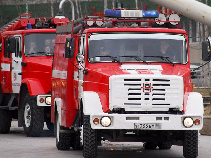 пожарных машин россии