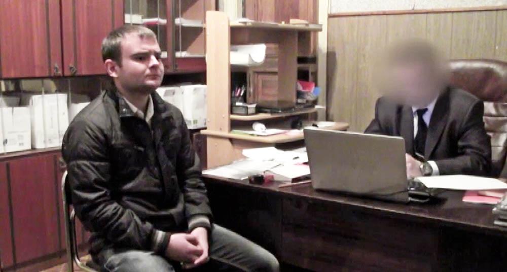 Допрос свидетеля по делу о крушении Boeing 777 на Украине
