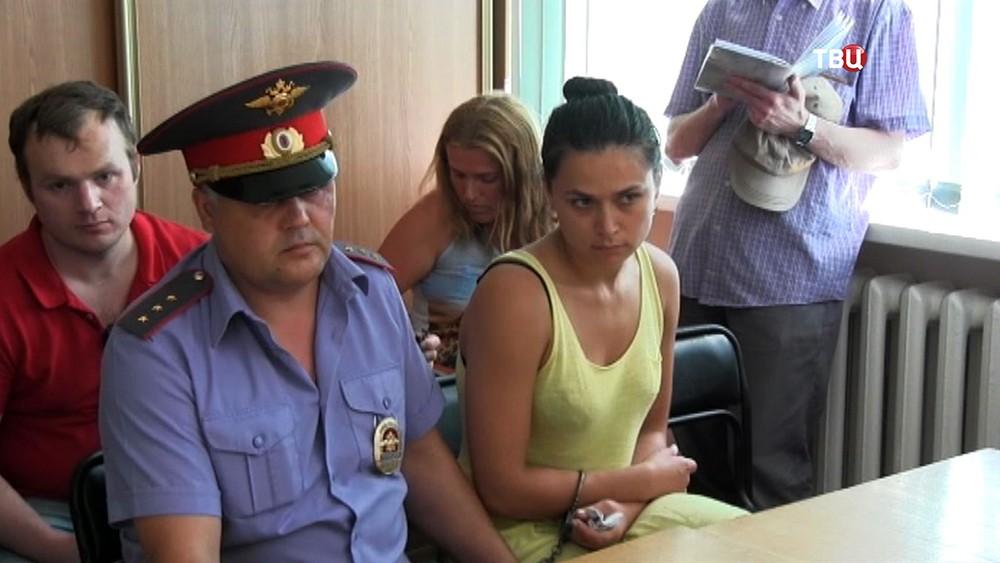 Автоледи из Перми задержана за избиение водителей