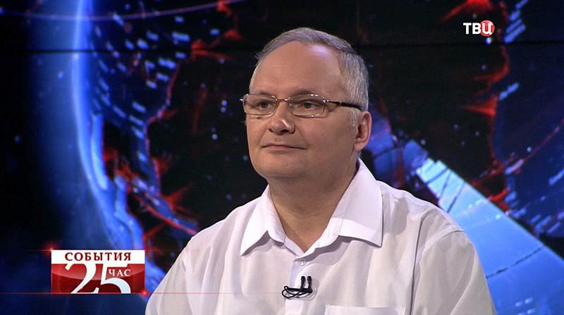 Политолог Андрей Суздальцев