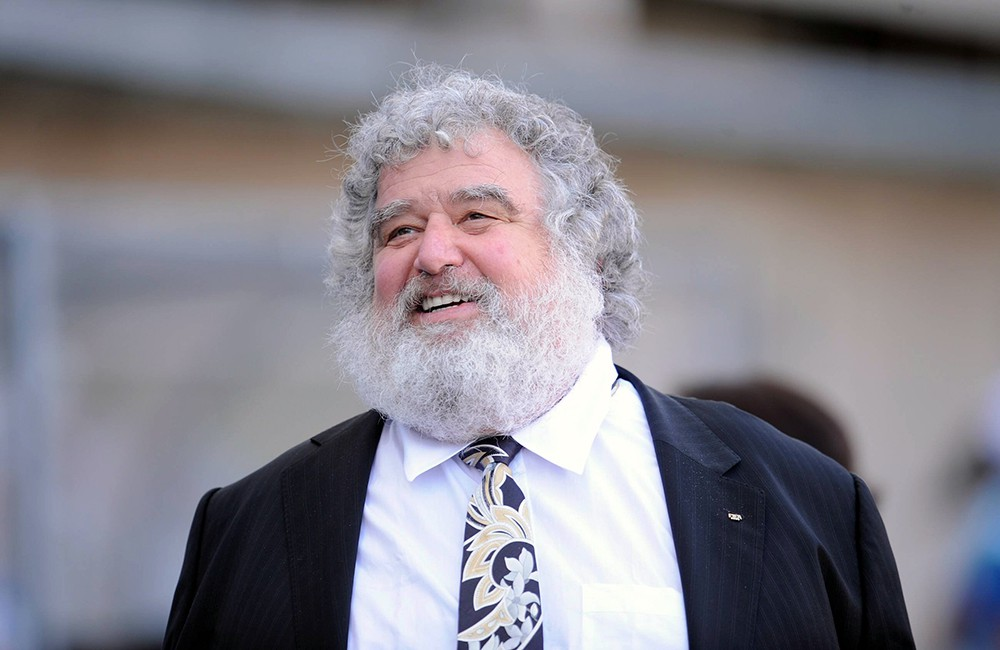 Бывший вице-президент ФИФА Чак Блейзер
