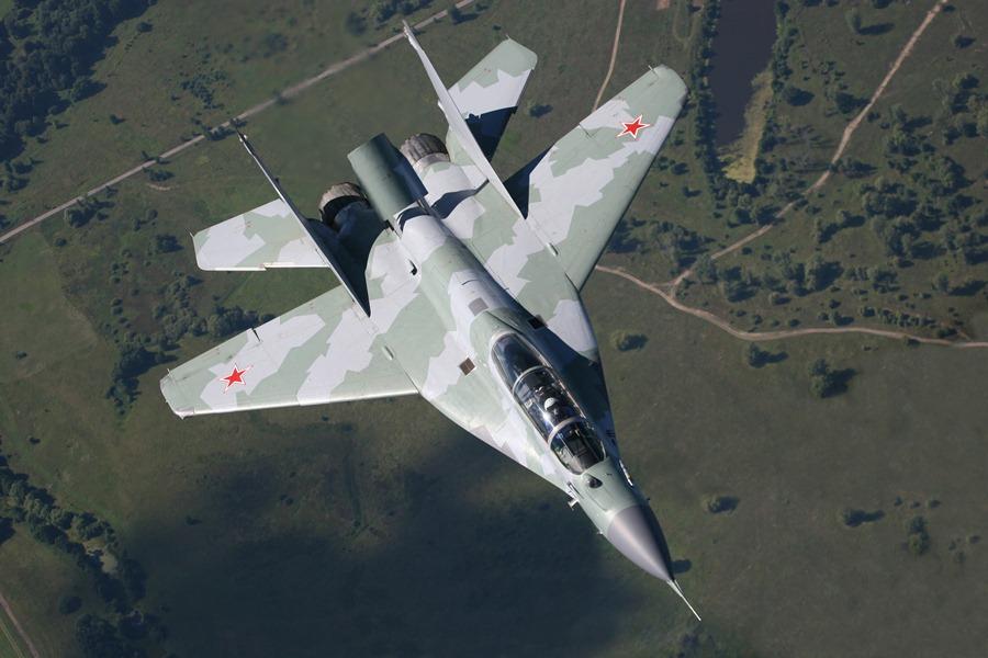 МиГ-29 УБ