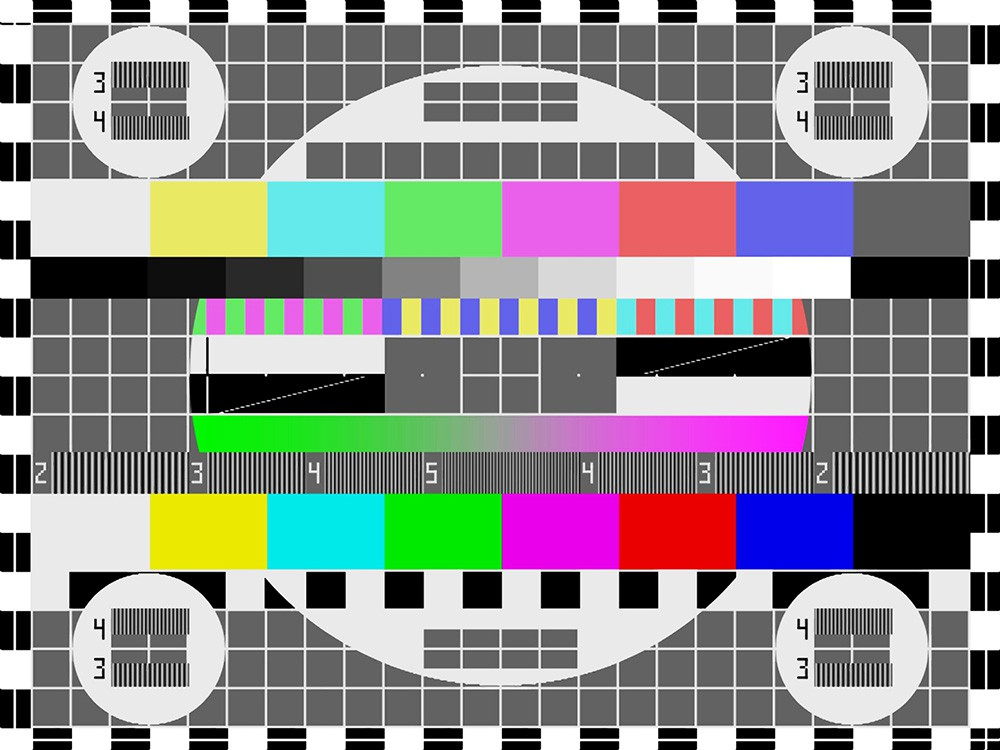 Телевизионная таблица