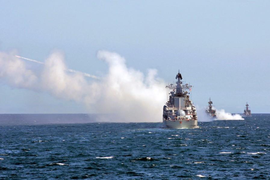 Корабли России и Египта в ходе учений выполнили все плановые задачи