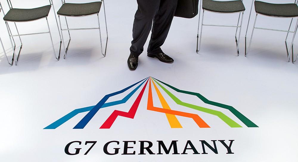 Саммит G7 в Германии
