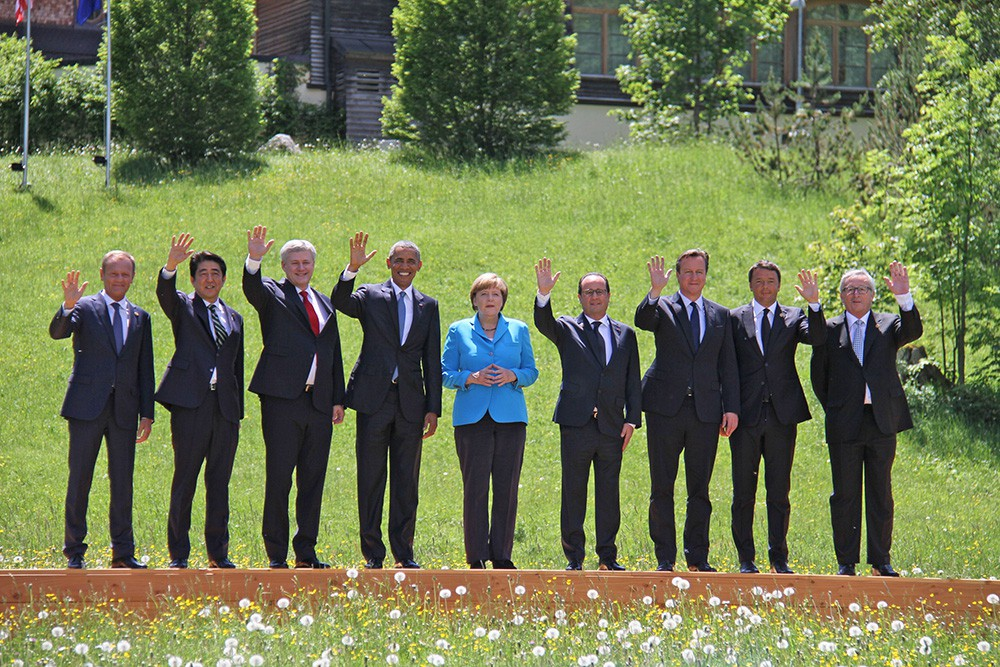 Участник саммит G7