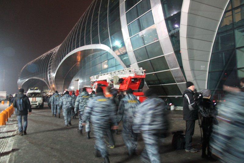 """Теракт в """"Домодедово"""" в январе 2011 года"""