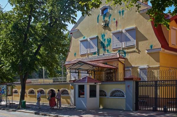 Здание генерального консульства РФ в Харькове