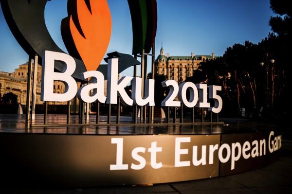 Символика первых Европейских игр - 2015 в Баку