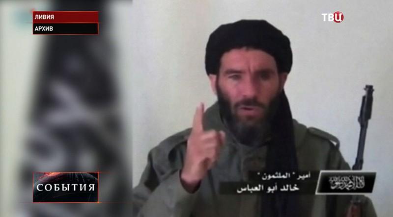 Террорист Мохтар Бельмохтар