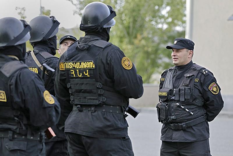 В полиции Армении было проведено 527 служебных расследований