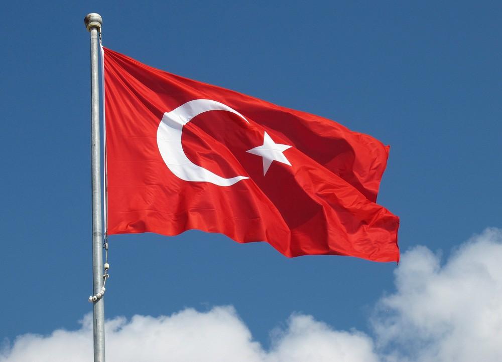 В ульяновске сорвали турецкий флаг