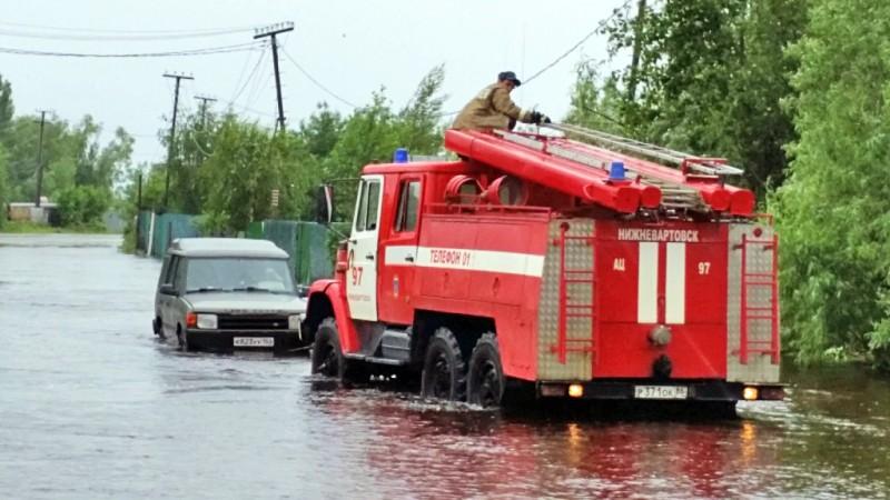 Последствия наводнения
