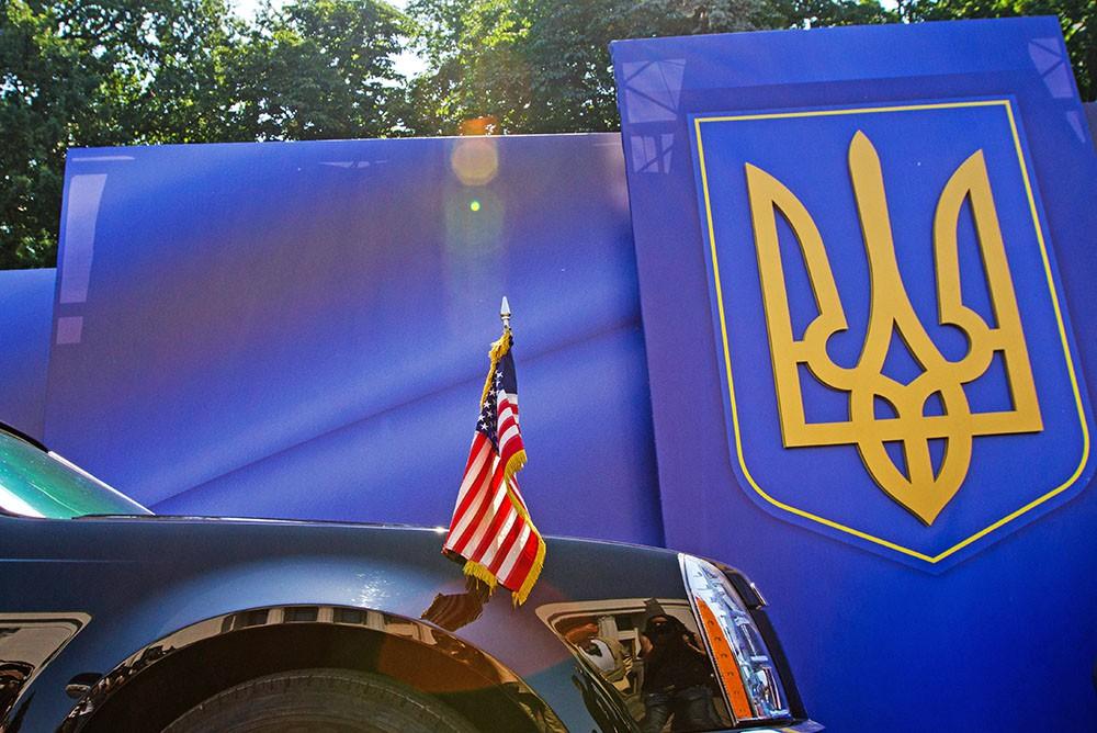Представители США с визитом в Украине