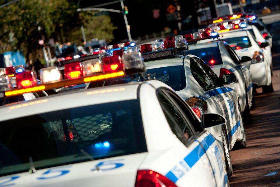 Американская полиция