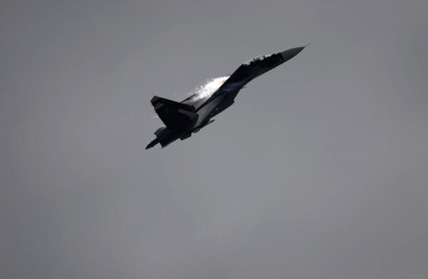 Истребитель Су-27УБ