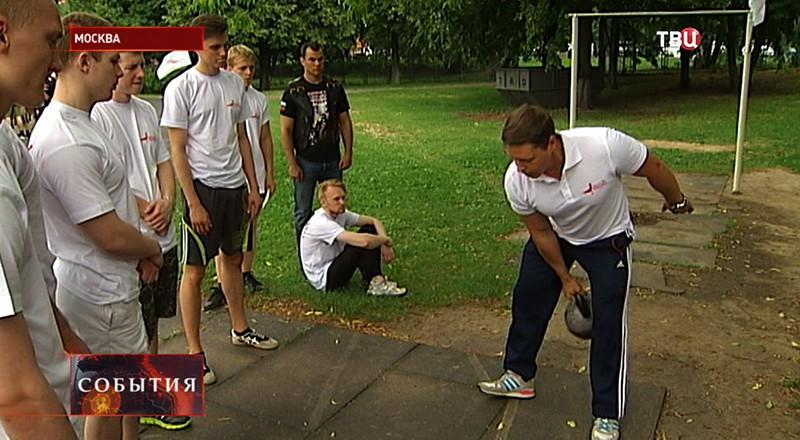 Студенческий спортивный клуб России